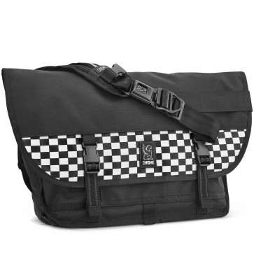 Chrome Messenger Bag
