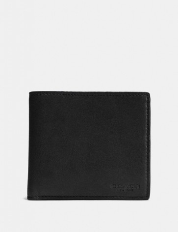 Mens Wallet With Coin Pocket