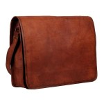 Mens Leather Messenger Bag