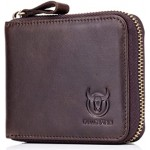 Mens Zipper Wallet