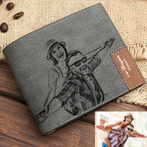 Personalized Wallets For Men